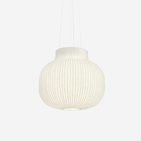 SIMPLE FORM. - Muuto - Strand Pendant Ø60cm Closed by Muuto - Pendant