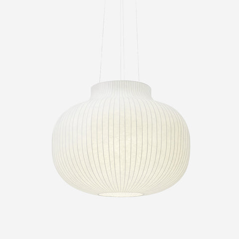 SIMPLE FORM. - Muuto - Strand Pendant Ø80cm Closed by Muuto - Pendant