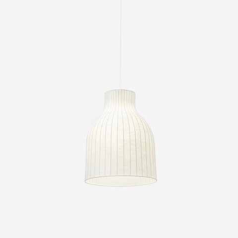 SIMPLE FORM. - Muuto - Strand Pendant Ø40cm Open by Muuto - Pendant