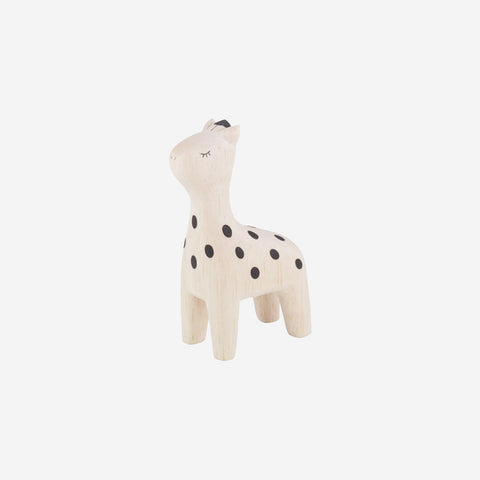 T-Lab - Pole Pole Animal Giraffe - Wooden Toy  SIMPLE FORM.