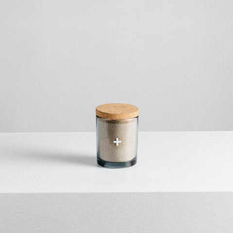 Addition Studio - Australian Native Bath Soak Jar - Bath Soak  SIMPLE FORM.