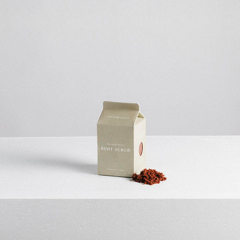 SIMPLE FORM. - Addition Studio - Australian Native Bath Scrub Carton - Bath Soak