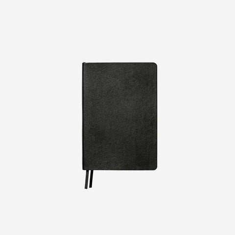 SIMPLE FORM. - An Organised Life - Lined Leather Notebook - Notebook