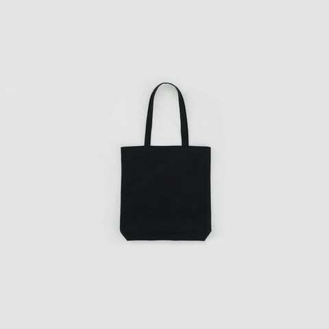 SIMPLE FORM. - Baggu - Black Canvas Merch Tote - Bag