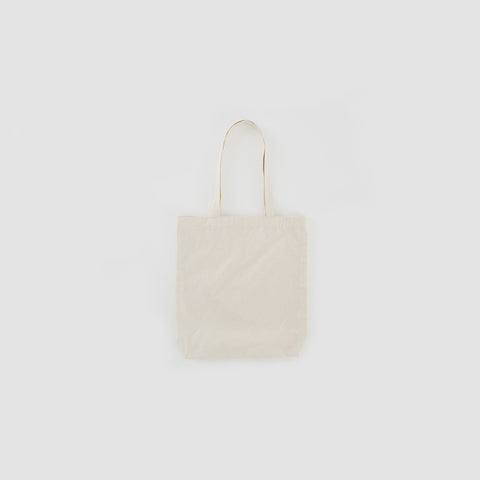 Natural Canvas Merch Tote