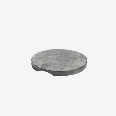SIMPLE FORM. - Behr and Co - Black Nickel + Grey Tundra Geo Grazing Board - Tray