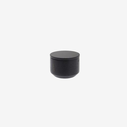 SIMPLE FORM. - By Wirth - Black Oak Salt Jar - Salt Jar