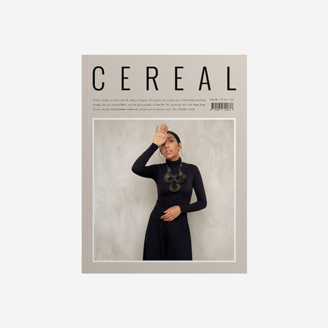 Cereal - Cereal Volume 18 - Magazine  SIMPLE FORM.