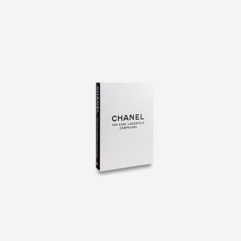 SIMPLE FORM. - Reading Matters - Chanel: The Karl Lagerfeld Campaigns - Book