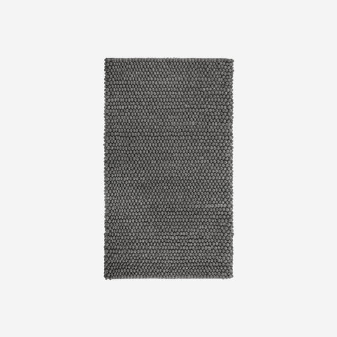 SIMPLE FORM.-HAY Peas Rug Dark Grey Rug