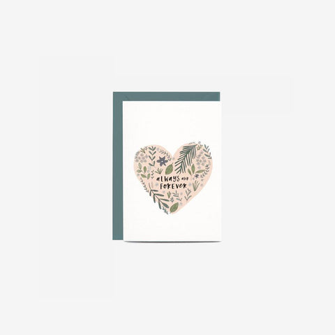 SIMPLE FORM. - In The Daylight - Card Always and Forever - Greeting Card