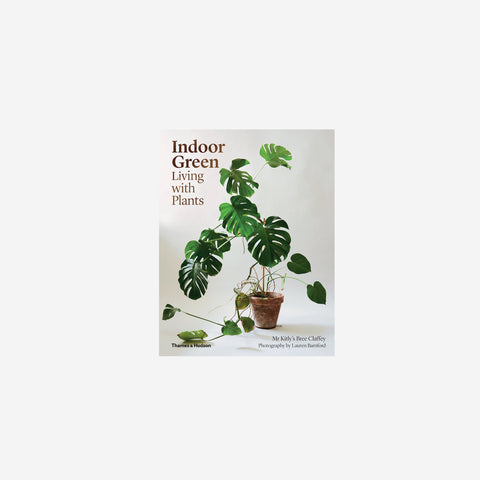 Reading Matters - Indoor Green: Living With Plants - Book  SIMPLE FORM.