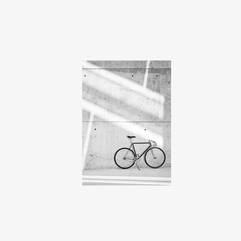 SIMPLE FORM. - Kreativitum - Bicycle Print - Print