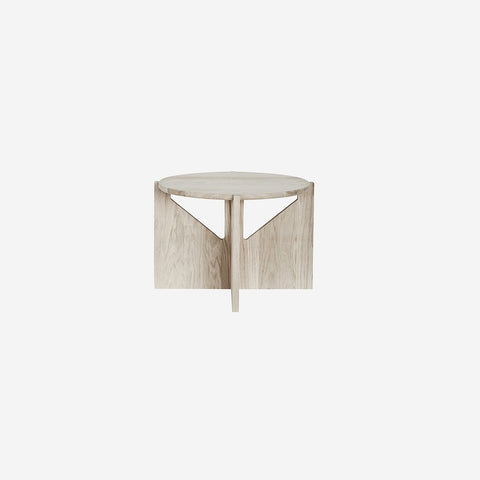 SIMPLE FORM.-Kristina Dam Natural Oak Table Table