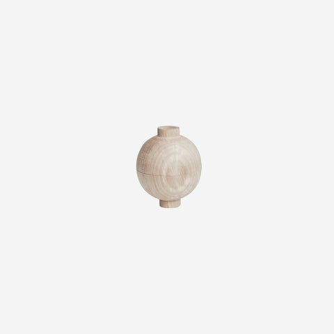 SIMPLE FORM. - Kristina Dam - Wooden Sphere Oak - Design object