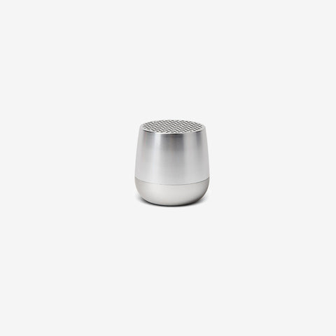 Lexon - Mino Speaker Silver - Speakers  SIMPLE FORM.