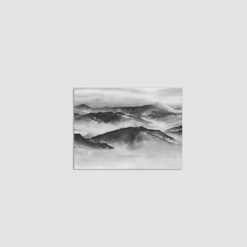 SIMPLE FORM. - Melissa Selmin - Mountain Spirit Print - Print