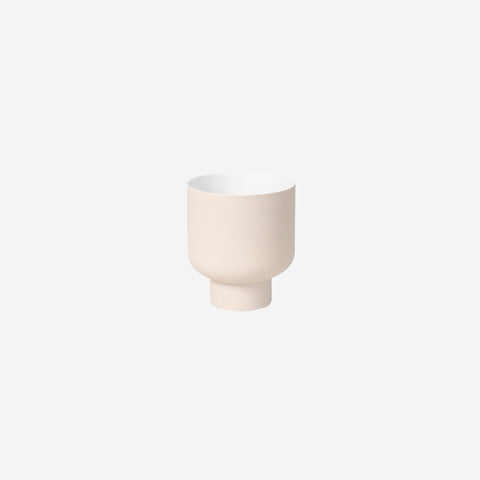 SIMPLE FORM. - Middle of Nowhere - Fergus Planter Small Nude - Pot