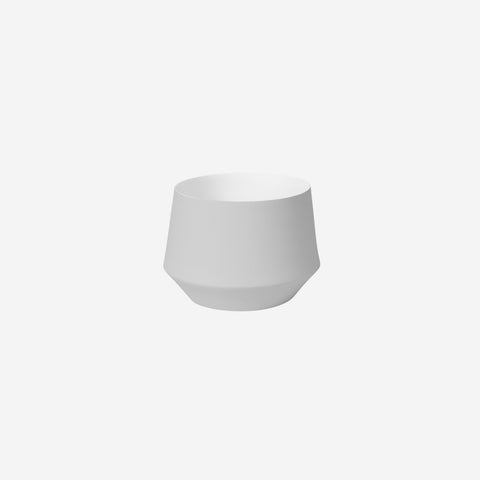 SIMPLE FORM. - Middle of Nowhere - Samso Planter Small Grey - Pot