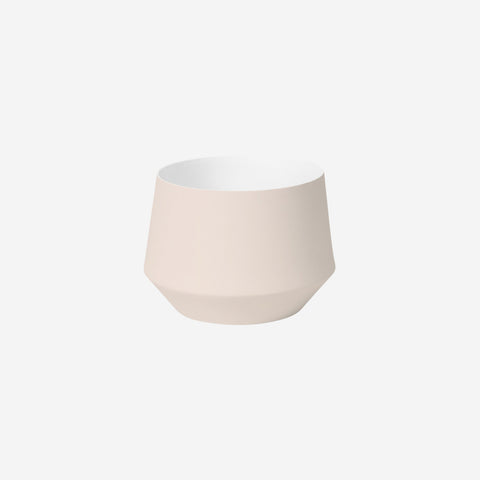 SIMPLE FORM. - Middle of Nowhere - Samso Planter Large Nude - Pot