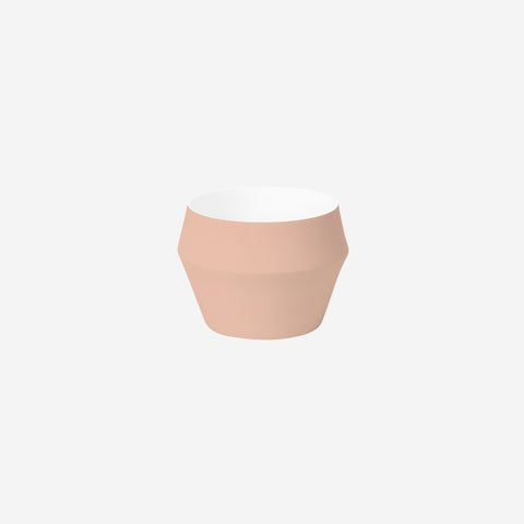 Middle of Nowhere - Romo Planter Blush - Pot  SIMPLE FORM.