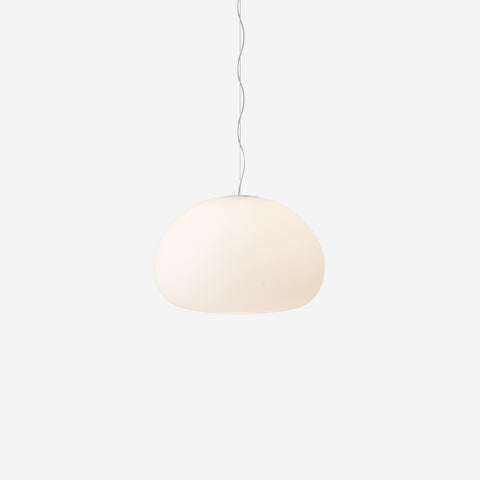 SIMPLE FORM. - Muuto - Fluid Pendant Lamp Large - Pendants