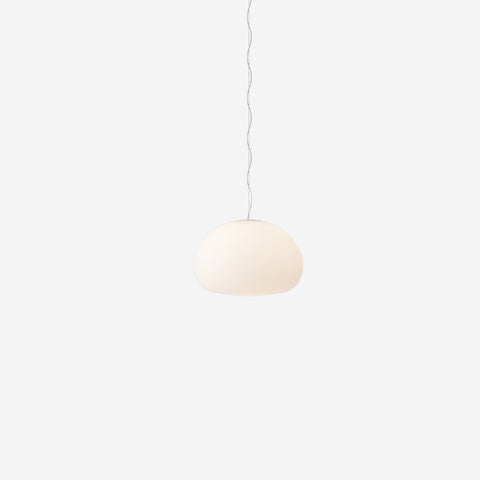 SIMPLE FORM. - Muuto - Fluid Pendant Lamp Small - Pendants