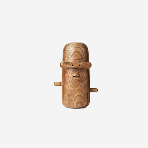 Normann Copenhagen - IchiNiSan - Ichi - Wooden Figurine  SIMPLE FORM.