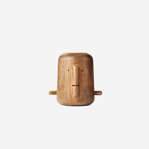 Normann Copenhagen - IchiNiSan - Ni - Wooden Figurine  SIMPLE FORM.