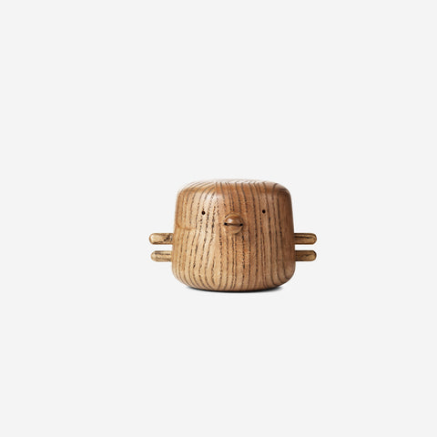 Normann Copenhagen - IchiNiSan - San - Wooden Figurine  SIMPLE FORM.