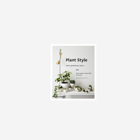 SIMPLE FORM. - Ivy Muse - Plant Style - Book