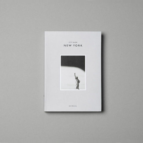 SIMPLE FORM. - Cereal - Cereal City Guide  New York - Book