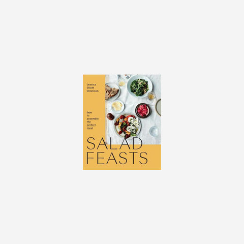 SIMPLE FORM. - Jessica Dennison - Salad Feasts - Book