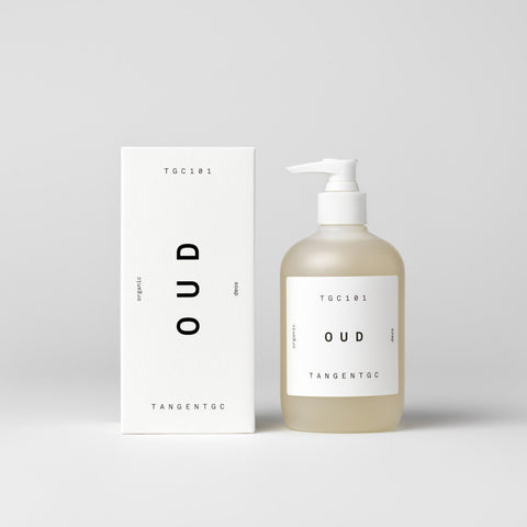 Tangent GC - Organic Soap Oud - Bodycare  SIMPLE FORM.