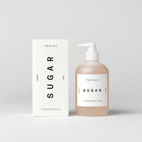 SIMPLE FORM. - Tangent GC - Organic Soap Sugar - Bodycare