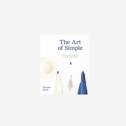 SIMPLE FORM. - Books - Art of simple - Book