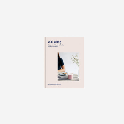 SIMPLE FORM. - Danielle Copperman - Well Being - Book
