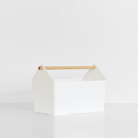 Yamazaki - Tosca Large Storage Box - Kitchen Organisation  SIMPLE FORM.