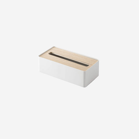 Yamazaki - Rin Tissue Box Case - Tissue Box  SIMPLE FORM.