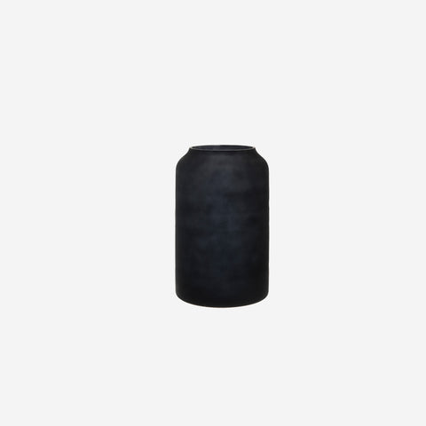 SIMPLE FORM. - Zakkia - Deco Vase Tall Black - Vases