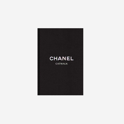 Reading Matters - Chanel Catwalk Book - Book  SIMPLE FORM.