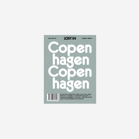 SIMPLE FORM. - Lost In - Lost In Copenhagen - Book
