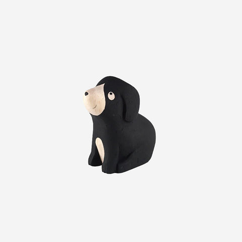 T-Lab - Pole Pole Animal Beagle - Wooden Toy  SIMPLE FORM.