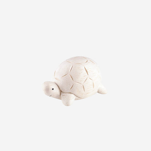 SIMPLE FORM. - T-Lab - Pole Pole Animal Tortoise - Wooden Toy