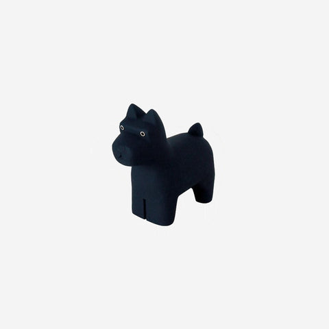 SIMPLE FORM. - T-Lab - Pole Pole Animal Schnauzer - Wooden Toy