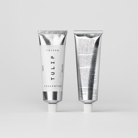 SIMPLE FORM.-Tangent GC Organic Hand Cream Tulip Bodycare