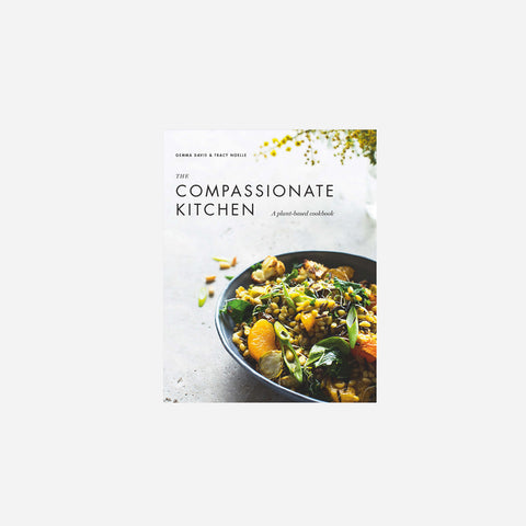 Reading Matters - The Compassionate Kitchen - Cooking Book  SIMPLE FORM.