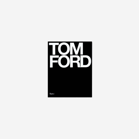 SIMPLE FORM. - Tom Ford - Tom Ford Book - Book