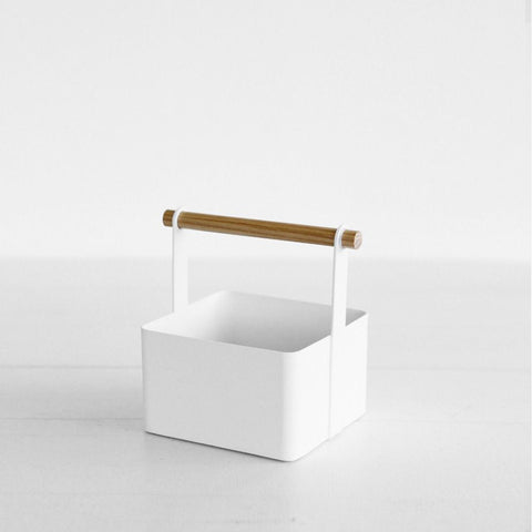SIMPLE FORM.-Yamazaki Tosca Tool Box Small Storage