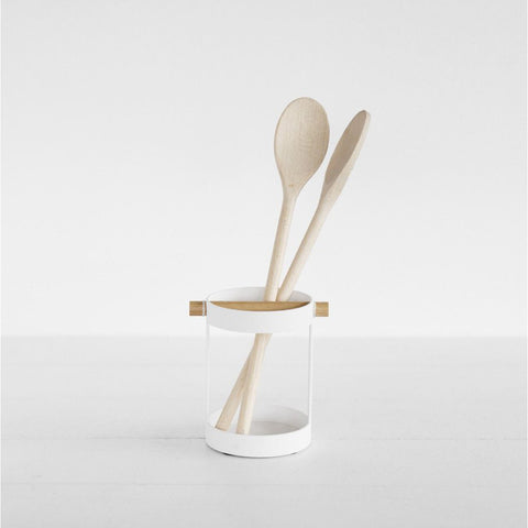 SIMPLE FORM.-Yamazaki Tosca Tool Stand Kitchen